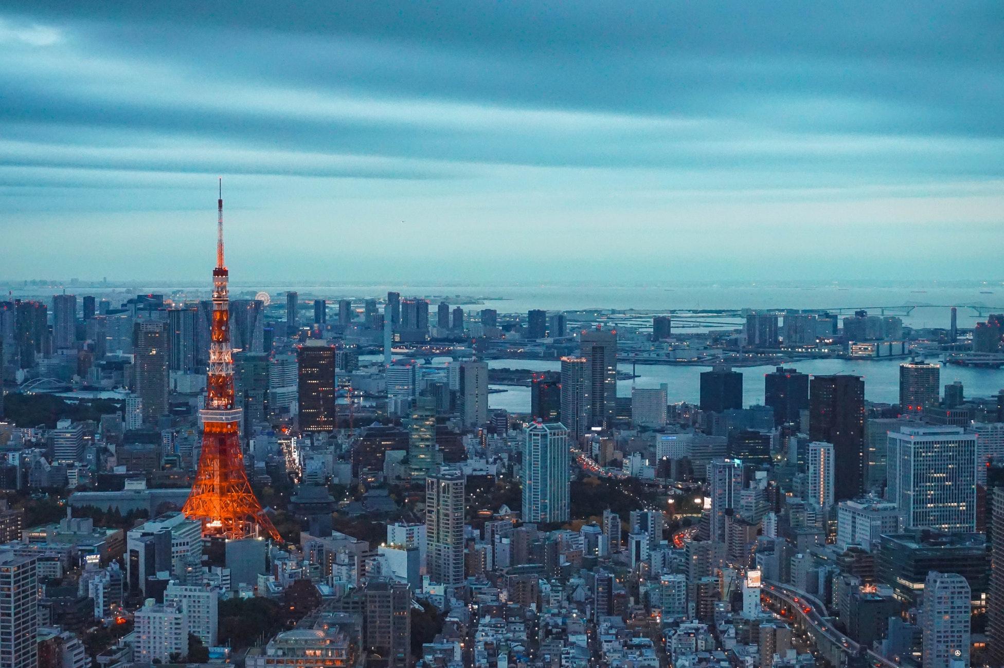 tokyo - Japan travel guide